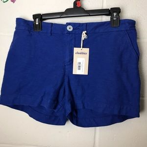 Chubbies Shorts - Chubbies The Queen of the Castles Royal Blue Short